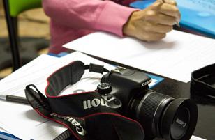 Curso Iniciación a la fotografía.