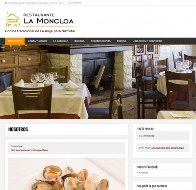 Diseño Web asequible en Logroño