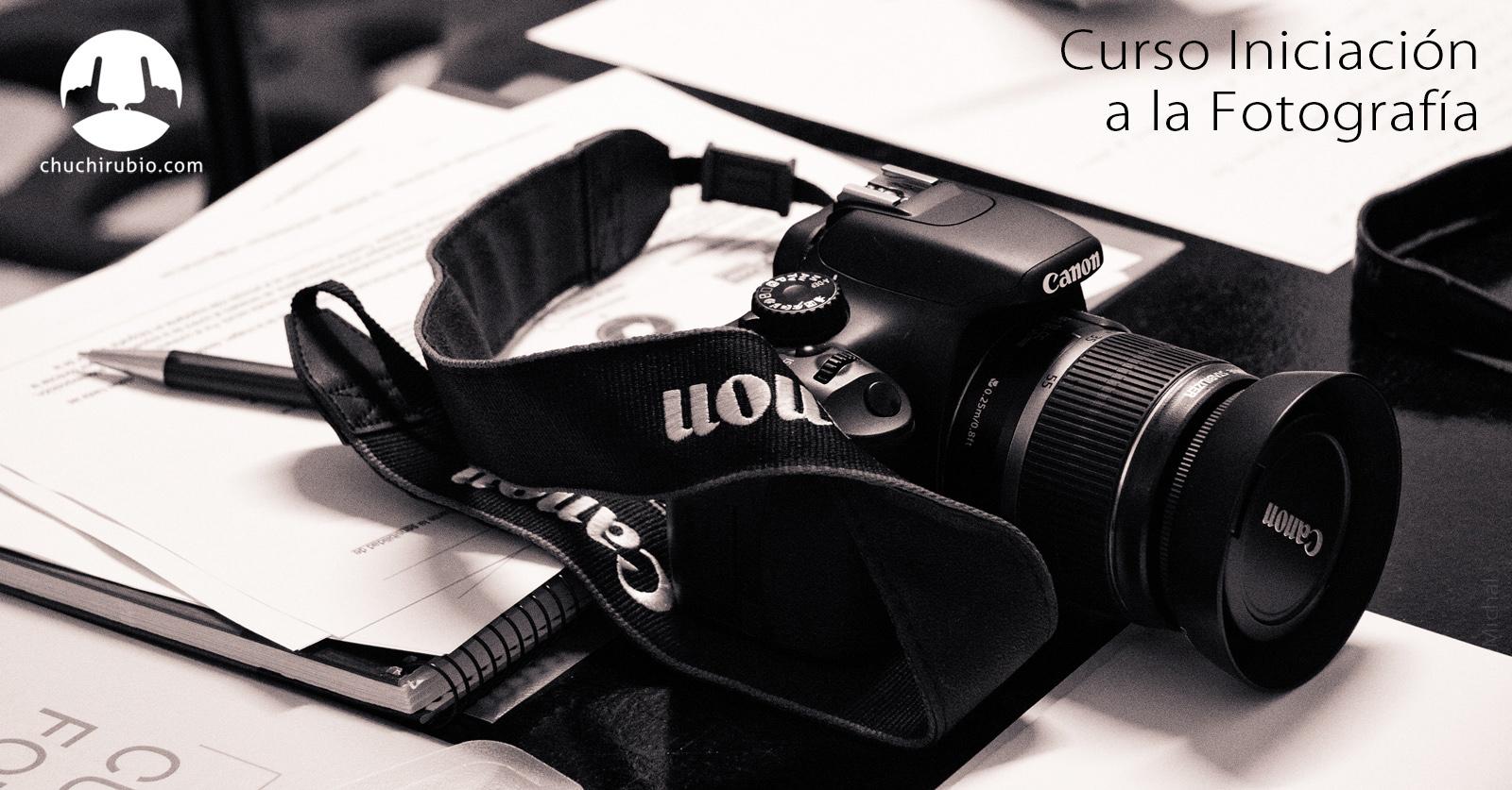 Cursos de Fotografía en Logroño