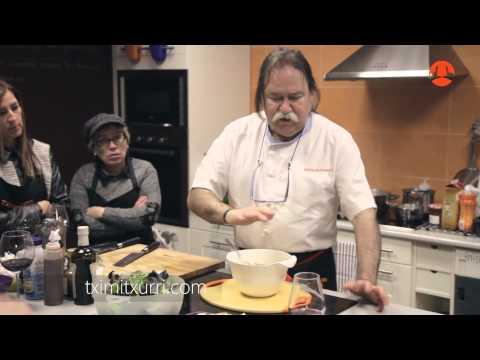 0 - Producción y Edicion de Video. Tximitxurri. Taller Cocina para Enamorar