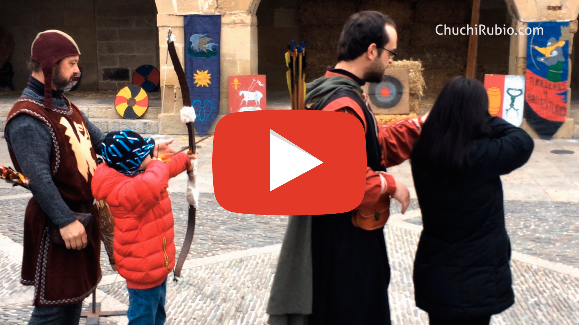 Reportaje Video Expres Logroño
