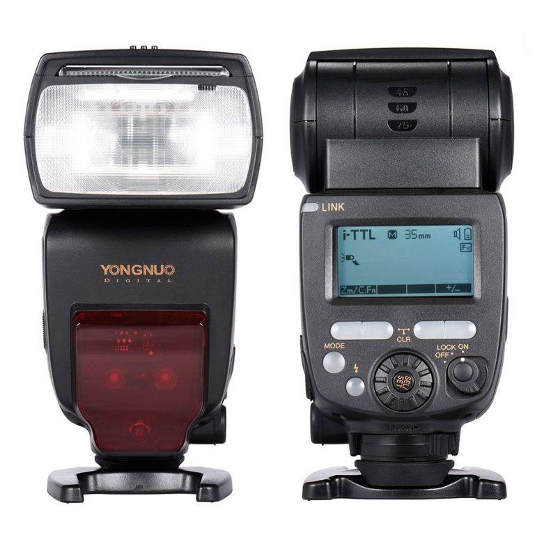 YONGNUO YN685 i TTL Nikon 1 768x768 - Flash y controlador Yongnuo Nikon