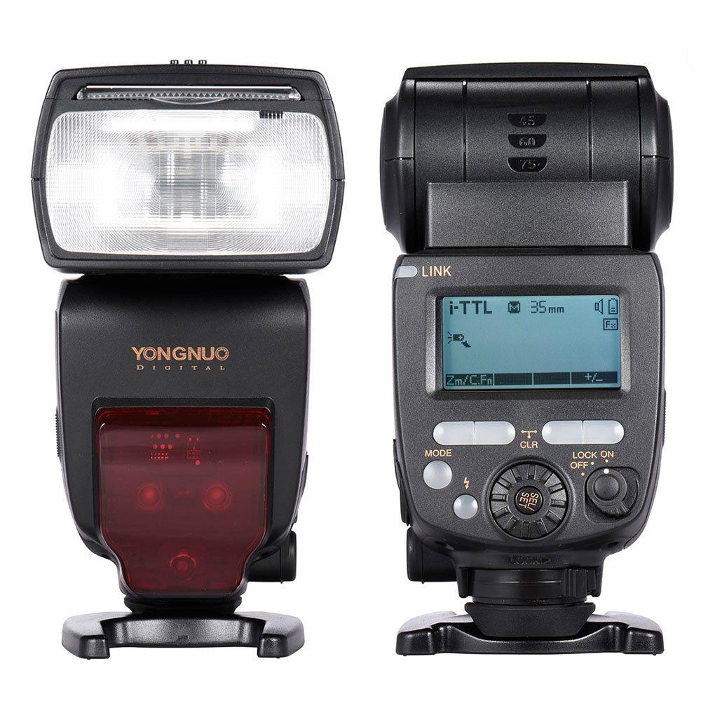 YONGNUO YN685 i TTL Nikon 1 - Flash y controlador Yongnuo Nikon